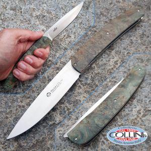 Maserin - Gourmet by Attilio Morotti - green briar - 380/RV - steak knife
