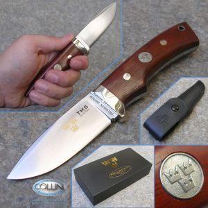Fallkniven - TK5 - Cocobolo knife