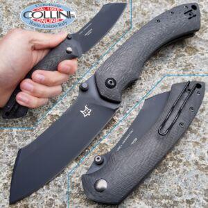 Fox - Pelican knife by Kmaxrom - FX-534CF - Idroglider Carbon Fiber - knife
