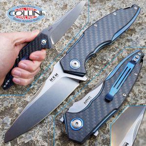 MKM - Raut by Burnley - carbon fiber - MKVP01-CB - knife