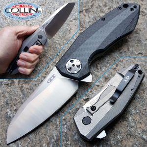 Zero Tolerance - Sinkevich Carbon Fiber Flipper - ZT0456CF - Sprint Run - knife