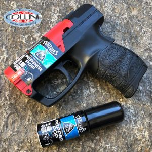 Umarex - Walther Pro Secur 2.2050-1F - liquido irritante per Difesa Personale