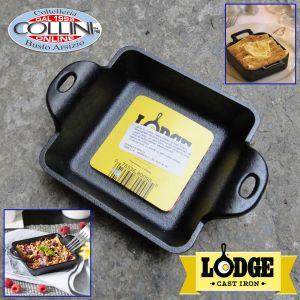 Lodge - Square cast iron pot