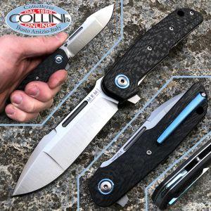 MKM - Clap by Bob Terzuola - carbon fiber - MK-LS01-C - knife