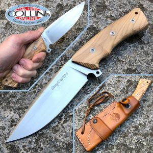 Viper - Gianghi Olive Wood design by Fabrizio Silvestrelli - V4880UL - knife