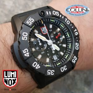 Luminox - Navy Seal Chronograph 3581 watch - Chronograph