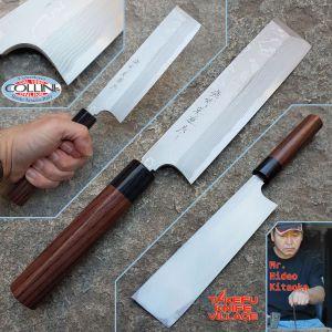 Takefu Village - Kaku Usuba 170mm by Mr. Hideo Kitaoka - kitchen knife