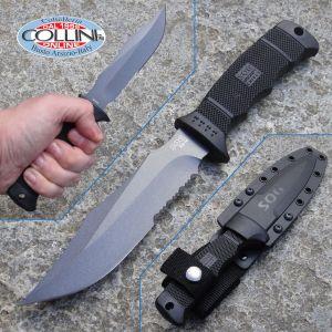 Sog - Seal Pup - Kydex Sheath - M37-K - coltello