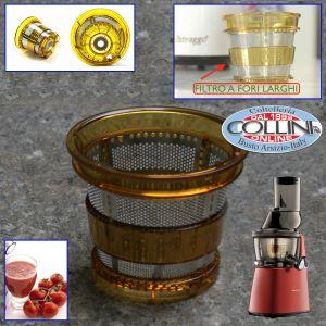 Kuvings - Filter KVG SP021 2 for Juice Extractor C9500 / C9820 / Evo / Motiv / Pro 08- WIDE