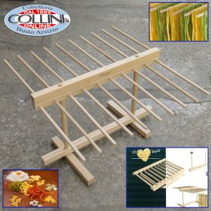 Made in Italy - XL Collapsible Pasta Drying Rack