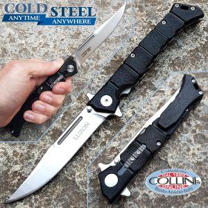 Cold Steel - Khan - Silver Eye & Blue G10 - 54T - knife