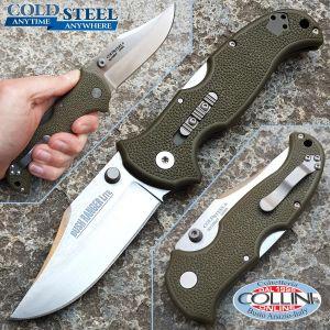 Cold Steel - Bush Ranger Lite Knife - Green GFN - 21A - knife