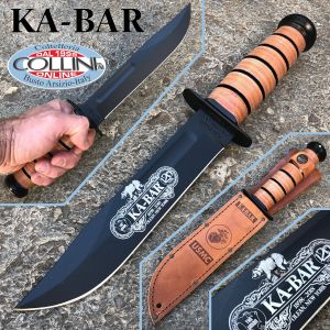 Ka-Bar - USMC 9191 Commemorative 120th Anniversary - Fighting Knife - knife