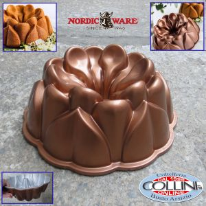 Nordic Ware - Magnolia Bundt Cake Pan