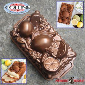 Nordic Ware - Citrus Blossom Loaf Pan
