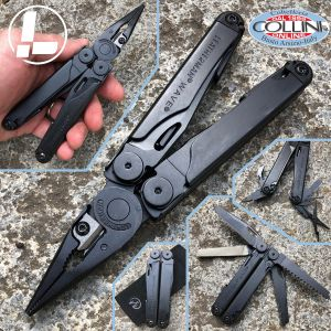Leatherman - Wave Plus Black 832526 - multi-purpose pliers