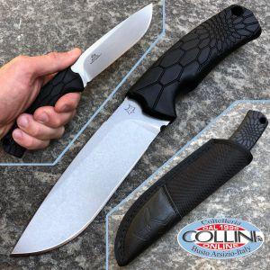 Fox - Core Fixed by Vox - FX-605 - Flat Black - knife
