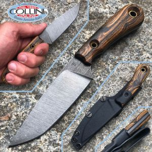 Simone Tonolli - RUK Knife Raw & Bocote - Custom Knife