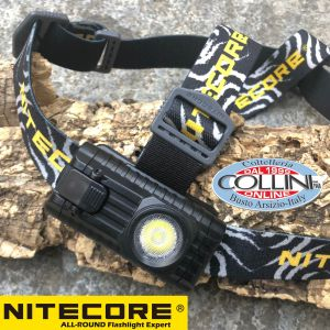 Nitecore - HA23 - ultra compact headlamp - 250 lumens and 56 meters - Led flashlight
