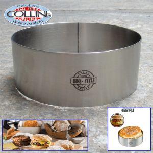 Gefu - Burger Ring Mould BBQ