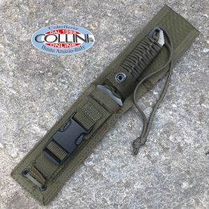 Strider Knives - MT Mod 10 Sniper Chuck Mawhinney knife - ParaCord - knife