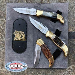 Jaguar - Set knives - 3 pieces vintage 90s knives