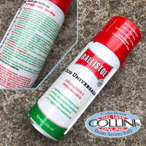 Ballistol - Universal oil 200 ml spray - lubricant and protective