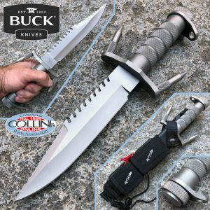 Buck - Buckmaster 184 Survival Knife -1986 - vintage knife