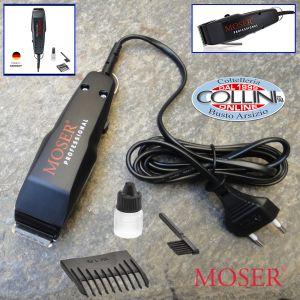 Moser - 1400 Mini professional Corded Trimmer - 1411-0087 - BLACK