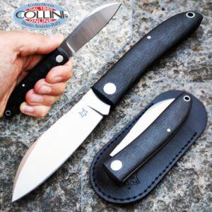 Fox - Livri SlipJoint knife - Carbon Fiber - FX-273CF - knife