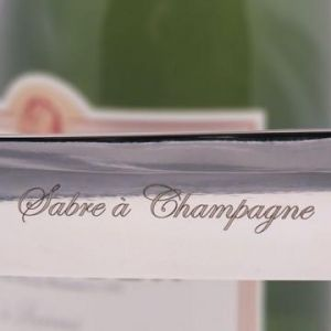 Maserin - Champagne saber in paosantos - 2000SC14 - sabrage