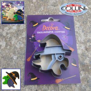 Decora -  Halloween cookie cutter - Witch