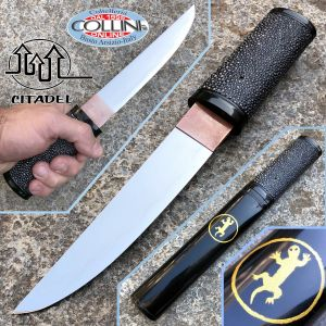 Citadel - Japanese Aikuchi - Special Salamander - craft knife