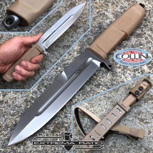 ExtremaRatio - Contact Desert Knife Stone Washed - tactical knife