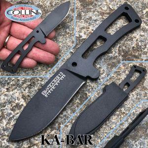 Ka-Bar - Becker Remora BK13CP neck knife - knife