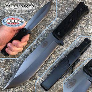Fallkniven - S1xb Survival Knife Black - SanMai CoS Steel - knife
