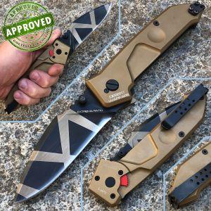 ExtremaRatio - MF1 Desert Warfare knife - USED - folding knife