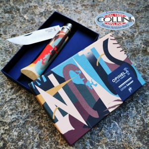 Opinel - N°08 Edition Amour 2019 by Franck Pellegrino - Knife
