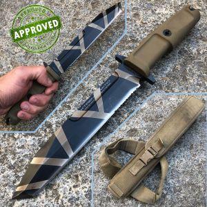 ExtremaRatio - Fulcrum knife Desert Warfare - USED - knife