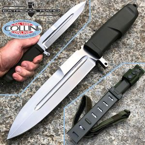 ExtremaRatio - Contact Ranger Green Knife Stone Washed - tactical knife