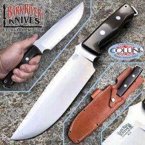 Bark River - Bravo Survivor knife A2 - Green Canvas - BA07116MGC - knife
