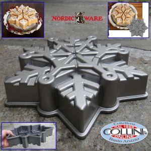 Nordic Ware - Snowflake Pan