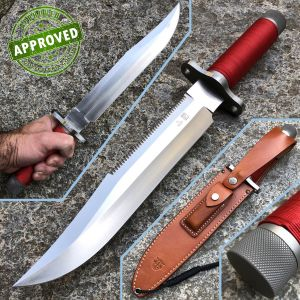 Al Mar SF-10 knife - Survival Bowie Green Beret - PRIVATE COLLECTION - knife