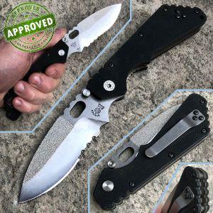 Buck - Strider Tarani Folding knife Spear Point ATS34 and G-10 - USED - knife