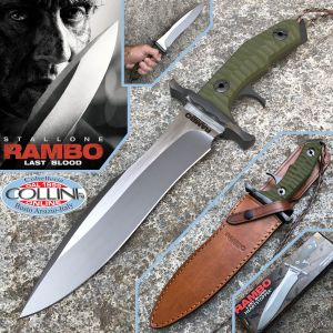 Hollywood Collectibles Group - Rambo 5 Last Blood Heartstopper - knife
