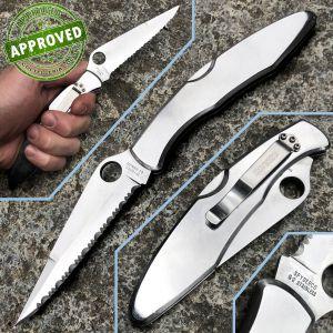 Spyderco - Police knife C07S steel - G2 steel - USED - knife