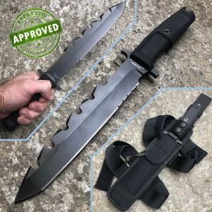 ExtremaRatio - Harpoon II knife Testudo - PRIVATE COLLECTION - knife