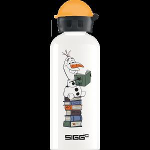 Sigg - Kids Water Bottle Olaf 2 0.6l - FROZEN