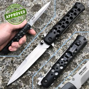 "Cold Steel - Ti-Lite 4 ""CS26AST - Aluminum - Discontinued - USED - knife"