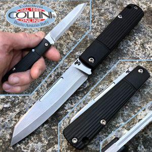 Simone Tonolli - Slip joint Folder knife - VG10 SanMai - G10 Black - Craft Knife
